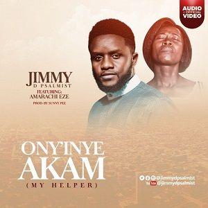 Onyinye akam by Jimmy D Psalmist